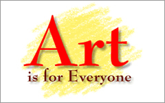 Art Is For Everyone Story