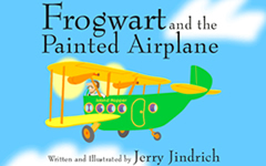 Frogwart and the Painted Airplane